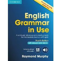 English Grammar In Use - 4th Edition - Book With Answers