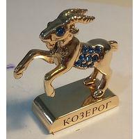 "Сувенир,знак зодиака ""Козерог"",металл"