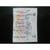 Финляндия 1985 Европа музыка