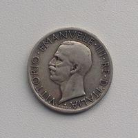 5 лир 1927г Италия