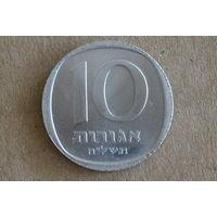 Израиль 10 агорот 1978