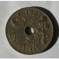 Испания, 25 Сент. 1927 (104)