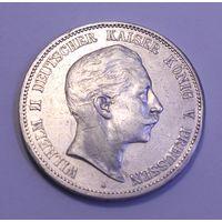 Германия, 5 марок 1893 год.