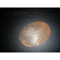 Пустышка немецкий морской жетон оригинал