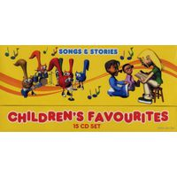 Английский язык для детей - Детские любимые песни и рассказы: Children's favorites + The Wiggles - дискография - детские песенки на английском языке