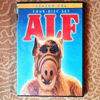 Альф. 4 DVD. Сериал 1 сезон. ALF