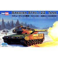 Танк Strv.122 (Swedish), сборная пластиковая модель 1/35 HobbyBoss 82404
