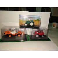Тракторы: история, люди, машины 92+75+82