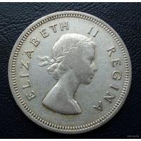 ЮАР. 2 шиллинга 1953 г.