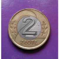 2 злотых 1995 Польша #02