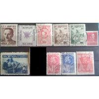 Албания \31\ набор марок