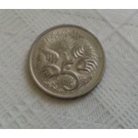 5 центов 1975 г. Австралия