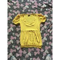 Кофточка-футболка р. 42