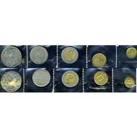 Португалия, 5 монет