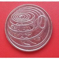 63-01 Каймановы острова, 10 центов 2008 г. Единственное предложение монеты данного года на АУ
