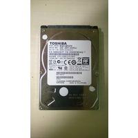 """Жёсткий диск, винчестер HDD SATA 2,5"""" TOSHIBA MQ01ABD075 750Gb."""