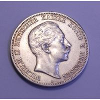 Германия, 5 марок 1903 год.