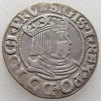 Польша, грош гданьский/ Grossus (Danzig) 1533 года, мон. двор Danzig, Kopicki 7300