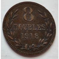 Гернси 8 дублей, 1918 1-9-15