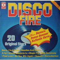 Various, Disco Fire, LP 1977