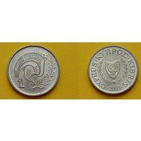 Кипр 1 цент 2003г.
