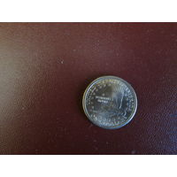 1 доллар США.2000г Р.Сакагавея.