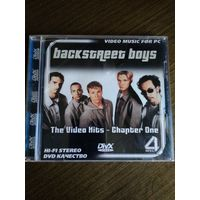 Диск Backstreet boys The video hits - Chapter one