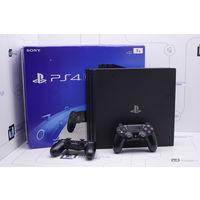 Игровая приставка Sony Playstation 4 Pro 1TB (2 Геймпада). Гарантия.