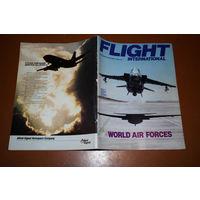 Авиационный журнал FLIGHT INTERNATIONAL - декабрь 1988