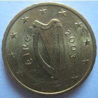 Ирландия 10 евроцентов 2003 г.