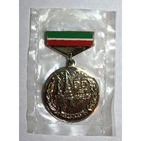 Нагрудный знак 55 лет победы Татарстан