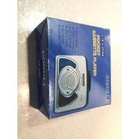 Портативный РЕТРО кассетный аудио плеер congli CL-209.