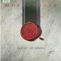 Whitesnake /Slip On The Tongue/1989, EMI, LP, EX, Germany