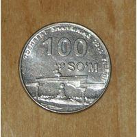 Узбекистан 2009 100 сум XF-AUNC