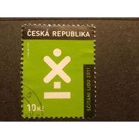 Чехия 2011 эмблема