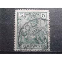 Германия 1900 Стандарт 5 пф
