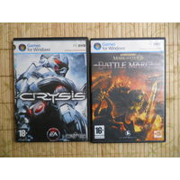 Crysis, Battle March, GTA ...