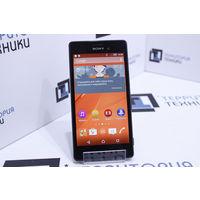 """Черный 5"""" Sony Xperia M4 Aqua 8GB (8 ядер, 2Gb ОЗУ). Гарантия"""