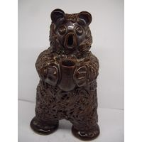 Бутылка медведь