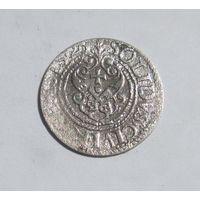 Шиллинг 1626 Рига Густав Адольф Прибалтийские владения Швеции