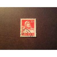 Швейцария 1925 г.Вильгельм Телль .