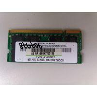 Оперативная память для ноутбука SO-DIMM 2Gb Elpida PC-6400 DDR2 (907978)
