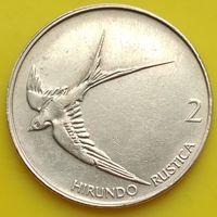 2 толара 2001 СЛОВЕНИЯ***