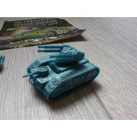 Коллекционный танк Шквал. Серия Future Tank Wars