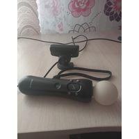 Комплект Playstation Move с PS Camera