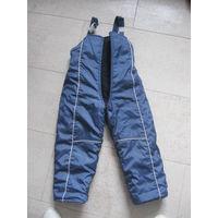 Комбинезон зимний (штаны) для мальчика р 104