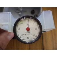 Микрометры СССР . Оборудование для точного измерения .