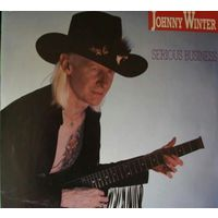 Johnny Winter - Serious Business, LP