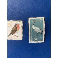 Почтовые марки ГДР