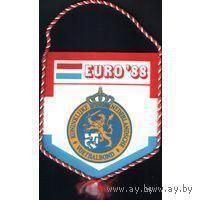 Вымпел Эмблема Федерации футбола Голландии